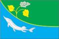 Flag of Leninsky rayon (Volgograd oblast).png