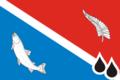 Flag of Nogliksky rayon (Sakhalin oblast).png