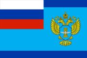 Flag of Rostransnadzor.png