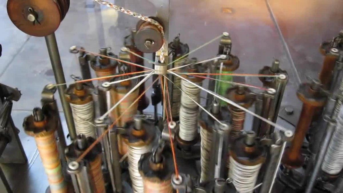 Marvelous Braiding Machine Wikipedia Wiring Digital Resources Cettecompassionincorg