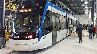 Bombardier Flexity Freedom Light rail passenger vehicle
