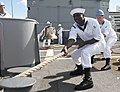 Flickr - Official U.S. Navy Imagery - Sailors handle lines..jpg