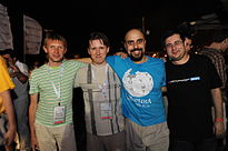 Flickr - Wikimedia Israel - Wikimania 2011 - Beach party (66).jpg