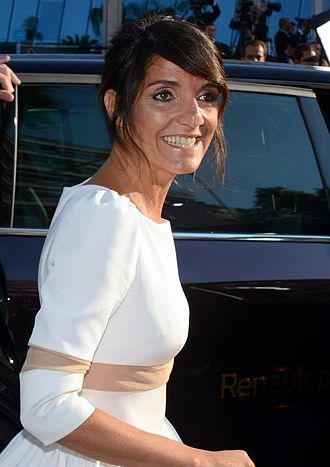 Florence Foresti - Florence Foresti at the 2015 Cannes Film Festival
