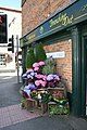 Flowers by the corner - geograph.org.uk - 938049.jpg