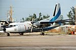 Fokker F-27-400M Troopship, Guatemala - Air Force AN0205358.jpg