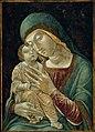Follower of Mantegna - Virgin and Child, 33.682.jpg