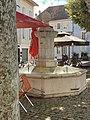 Fontaine, Place des Fours à Belley.jpg