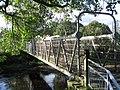 Footbridge, River Garnock - geograph.org.uk - 607540.jpg