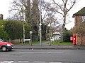 Footpath, Cambridge Avenue, Sutton Coldfield - geograph.org.uk - 1634768.jpg