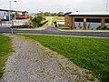 Footpath through the business park - geograph.org.uk - 983660.jpg