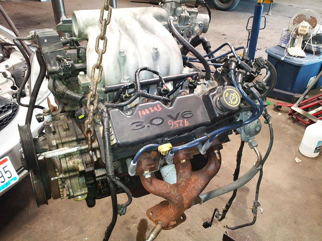 How To Swap A Ford Escort Engine In 32