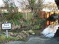 Ford closed at Spring Lane in Carisbrooke.JPG