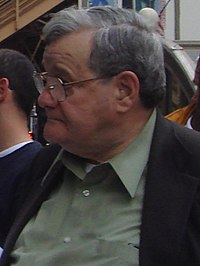 Former Alderman Burt Natarus Watches TV Outside Channel 7 Studios (1).jpg