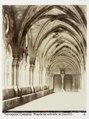 Fotografi av Tarragona. Catedral, puerta de entrada al claustro - Hallwylska museet - 104756.tif