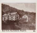 Fotografi från Bad Sulz i Bayern - Hallwylska museet - 103035.tif