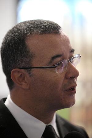 Fouad Douiri - Image: Fouad Douiri IMG 3453