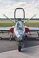 Fouga CM-170 Magister D-IFCC ILA Berlin 2016 01.jpg