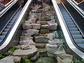 Fountain and escalators at KGTF.jpg