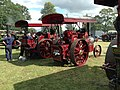 Fowler traction engine 'King of the Road' (15287375090).jpg