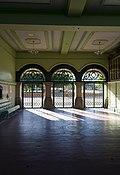 Foyer doors of old Railway Station Townsville.jpg