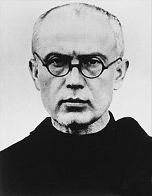 Image result for st maximilian kolbe