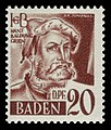 Fr. Zone Baden 1948 21 Hans Baldung.jpg