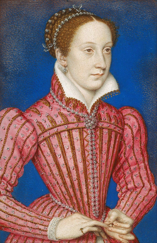 François Clouet - Mary, Queen of Scots (1542-87) - Google Art Project