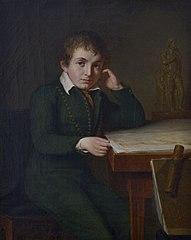 Portret van Hendrik Rochussen