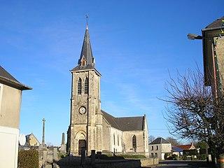 Val de Drôme Commune in Normandy, France