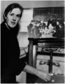 Frances Oldham Kelsey and a set of scales.png