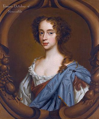 Henry Cavendish, 2nd Duke of Newcastle - Frances Pierrepont, Duchess of Newcastle (Mary Beale)