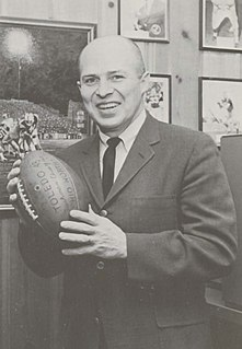 Frank Lauterbur American football player, coach, and administrator