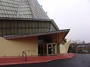 Frank Lloyd Wright - Beth Sholom Synagogue 2
