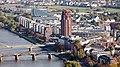 Frankfurt Am Main-Deutschherrnviertel-Ansicht vom Main Tower-20121009.jpg