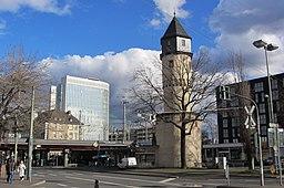 Galluswarte in Frankfurt am Main