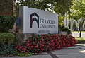 Franklin University (Ohio) Sign 1.jpg