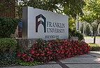 Franklin University (Ohio) Sign 1.jpg