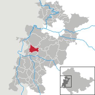 Frauensee - Image: Frauensee in WAK