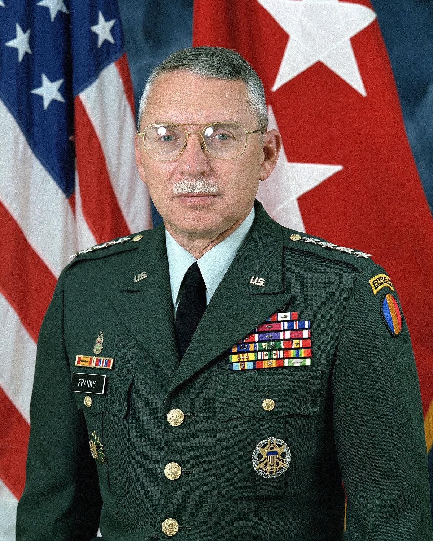Frederick M Franks Jr Wikipedia