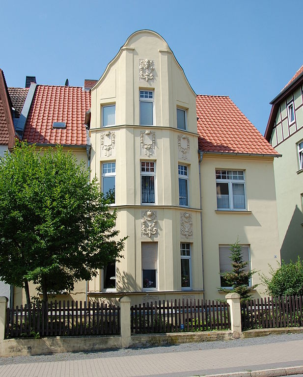 file freiherr vom stein stra e 5 quedlinburg jpg wikimedia commons. Black Bedroom Furniture Sets. Home Design Ideas
