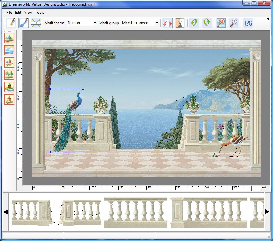 Frescography