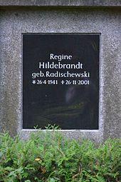 Regine Hildebrandt Wikipedia