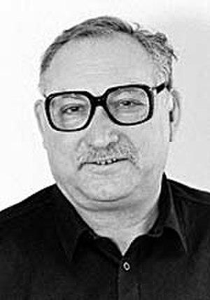 Friedrich Gorenstein - Friedrich Naumovich Gorenstein in 1994