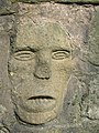 Frowning Face at Mount Pleasant - geograph.org.uk - 394460.jpg