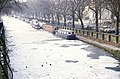 Frozen Regent's Canal - geograph.org.uk - 1073312.jpg