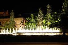 Granada wikipedia la enciclopedia libre for Jardines triunfo granada