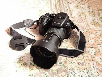 Fujifilm FinePix S-series - Fujifilm FinePix S100fs