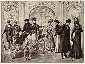 Revillon Frères - Furs by Revillon Frères at the Exposition Universelle (1900)