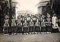 Gánh hát Nam Kỳ trong lễ Tứ tuần Đại khánh của Hoàng đế Khải Định (1924).jpg